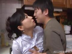 Asian Mature, Asian, Babe, Blowjob, Doggystyle, Horny