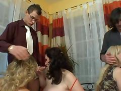 Group Sex with MILFs Part1