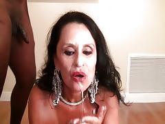Black Granny, Banging, Big Tits, Black, Blowjob, Boobs