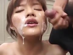 Uncensored Bukkake