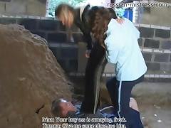 Russian-Mistress Video: Irina & Tamara