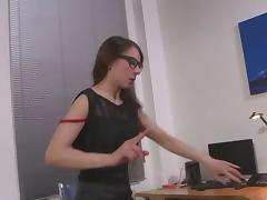 Office fun (anal)