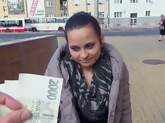 All, Amateur, Blowjob, Creampie, Money, Outdoor