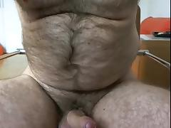 hairy grandpa cam jackoff