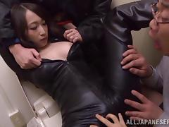 Allure, Adorable, Allure, Asian, Fingering, Gangbang